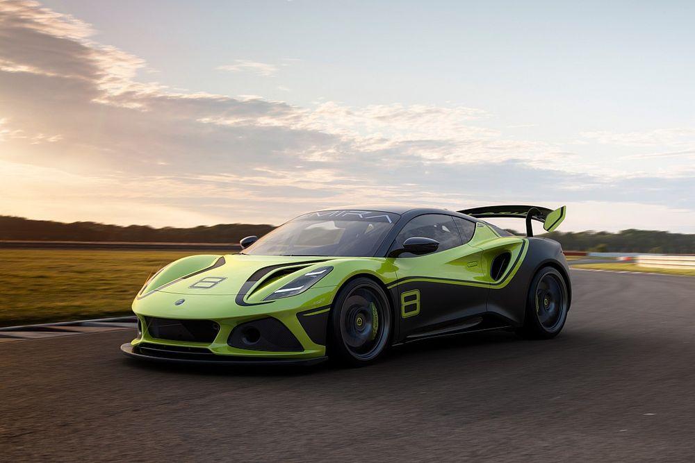 Lotus przedstawił Emirę GT4