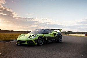 A Lotus visszatér a GT-versenyzés világába az Emira GT4-gyel