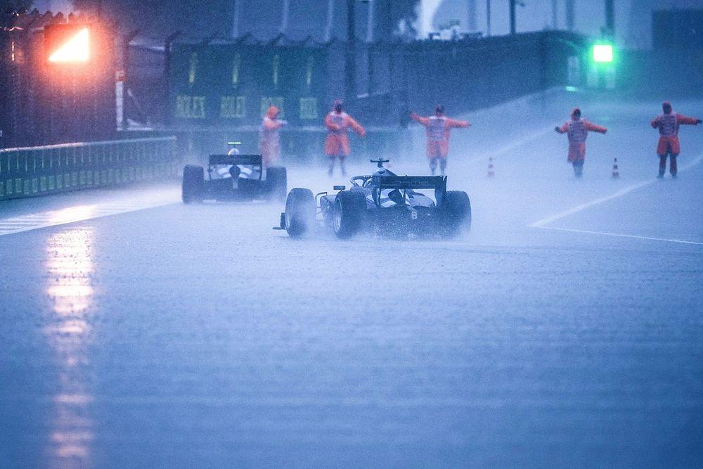 Sochi F2 sprint to go ahead, F3 Saturday race cancelled