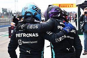 Bottas niega que se le pidiera ayudar a Hamilton en Turquía