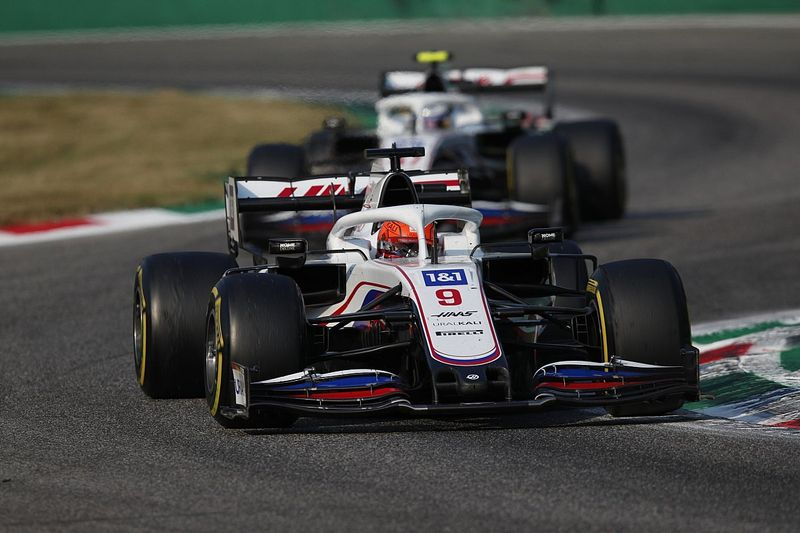 """Mazepin: New chassis has """"massively improved"""" F1 pace"""