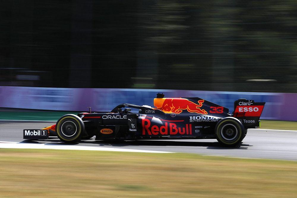 """Verstappen: """"Sprint yarışı beklenenden daha iyi geçti"""""""