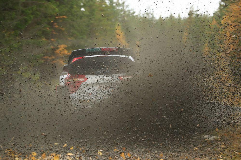 Toyota anuncia su alineación para el WRC 2022