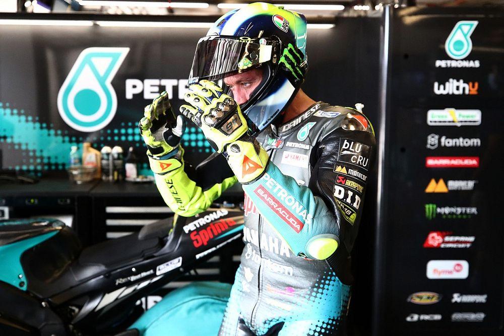 """Rossi: """"Era tanto che nessuno guidava la Ducati come Bagnaia"""""""