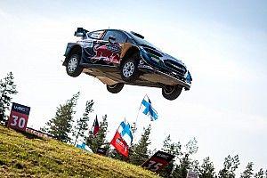 Photos - Le Rallye de Finlande réussit son passage à l'heure d'automne