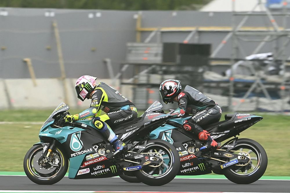 """Rossi: """"El problema es la agresividad de los jóvenes"""""""