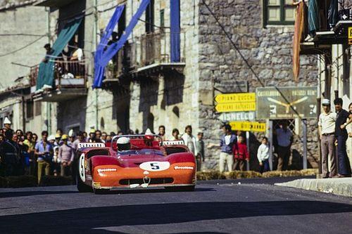 Le Mans winner and Targa Florio hero Nino Vaccarella dies aged 88
