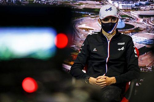 Esteban Ocon Yakin Alpine Lebih Kompetitif pada F1 GP Rusia