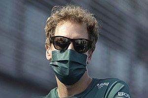 Vettel ikinci sprint yarışı öncesi heyecanlı