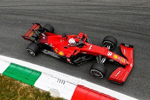 Ferrari, Leclerc'in motorunu değiştirdi