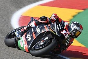 """Vinales' style """"totally wrong"""" on Aprilia MotoGP bike in qualifying"""
