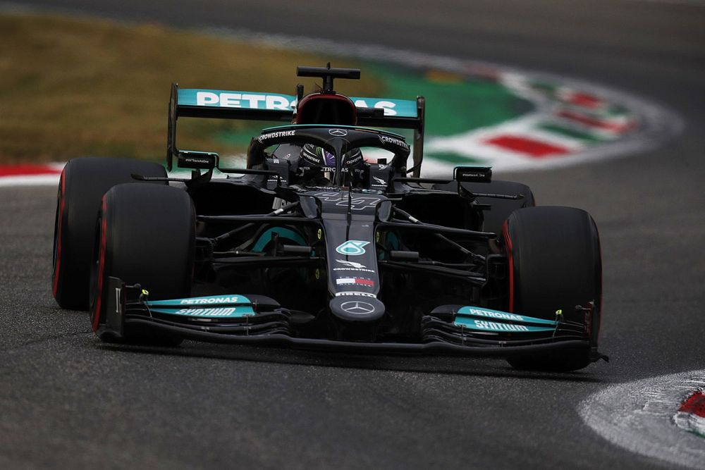 Hasil FP2 F1 GP Italia: Evaluasi Ban, Mercedes Redam Red Bull