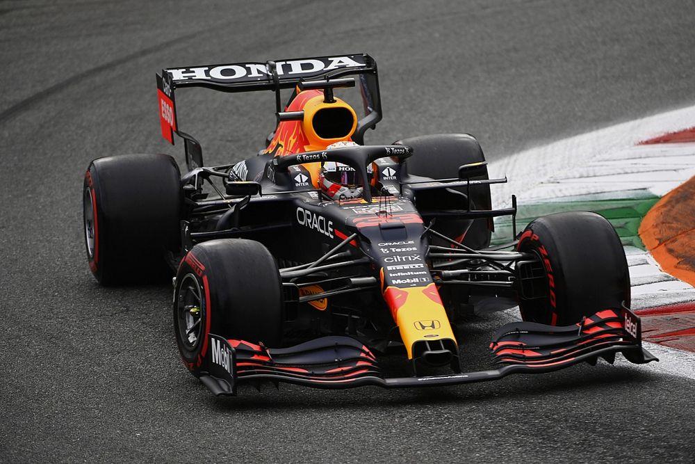 """Verstappen: """"Üçüncü olduğum için mutluyum"""""""