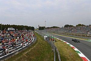 Así fue la clasificación para la carrera sprint del GP de Italia F1