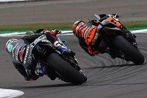 Fotogallery MotoGP: le Qualifiche del GP di Gran Bretagna