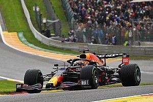 """F1ベルギーFP3:""""スパ・ウェザー""""に翻弄される中でレッドブル・ホンダがワンツー、アルファタウリ角田は17番手"""