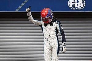 Williams se prend à rêver d'un podium avec Russell