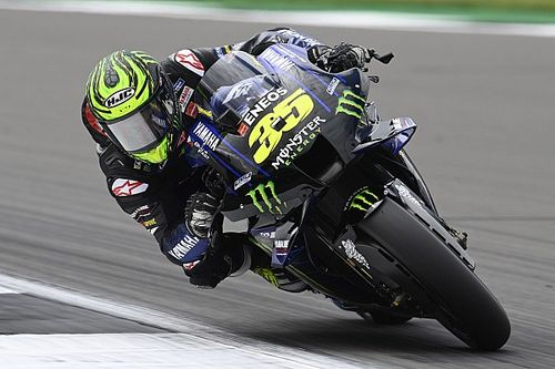 """Crutchlow """"should have been faster"""" in home MotoGP qualifying"""
