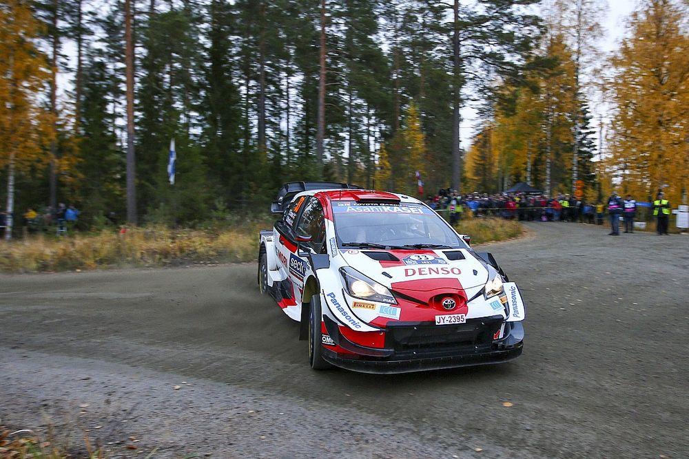 WRC, Rally Finlandia, PS4: grande lotta a 3 per il terzo posto