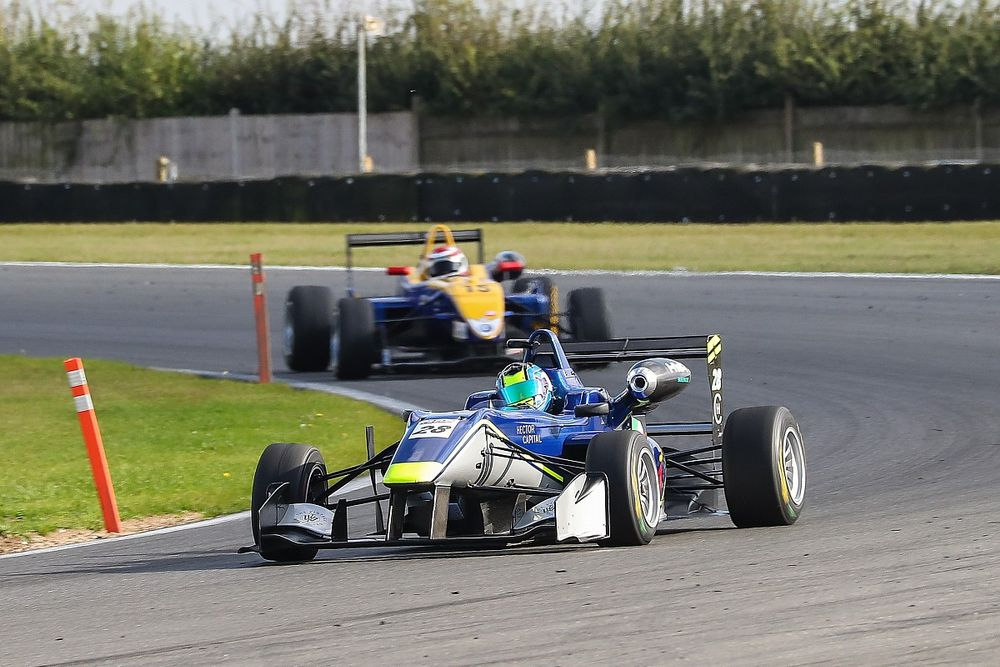Leaney leaps up to third in Autosport National Driver Rankings