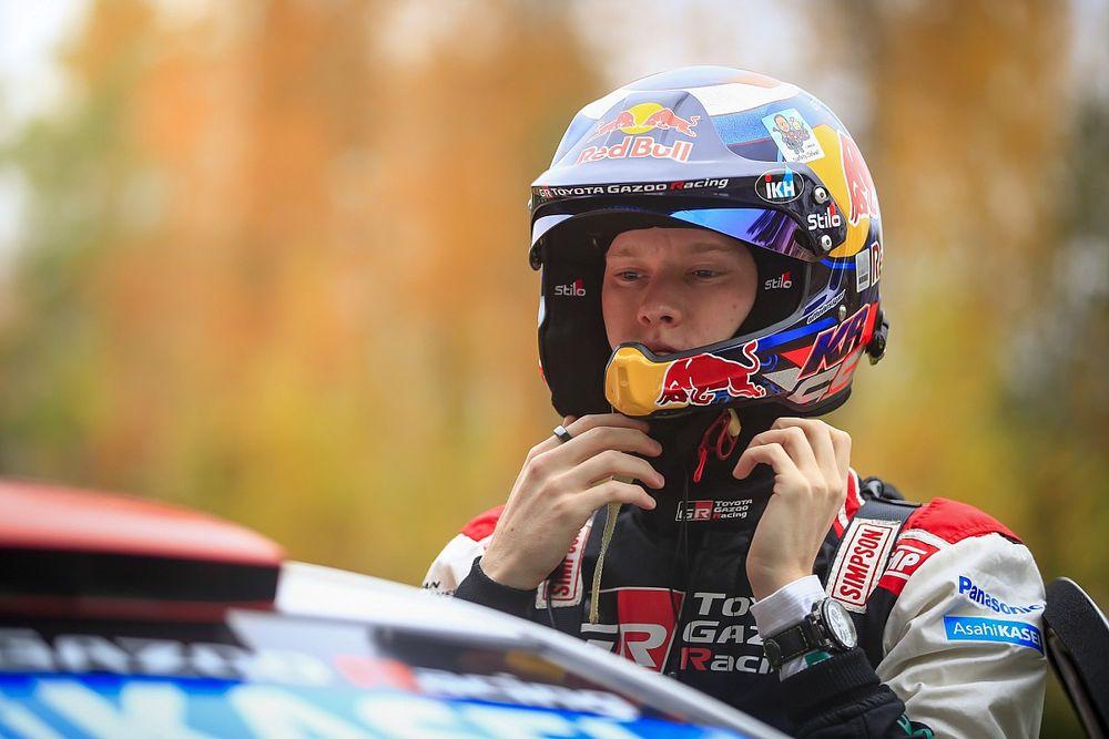 Rovanperä livre une première analyse de sa sortie de route