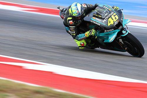 Rossi et Zarco favorables à une course raccourcie au COTA
