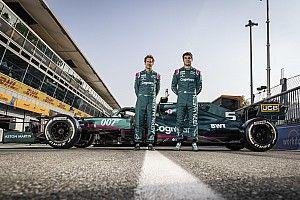 Resmi: Aston Martin, 2022'de Vettel ve Stroll ile yarışmaya devam edecek