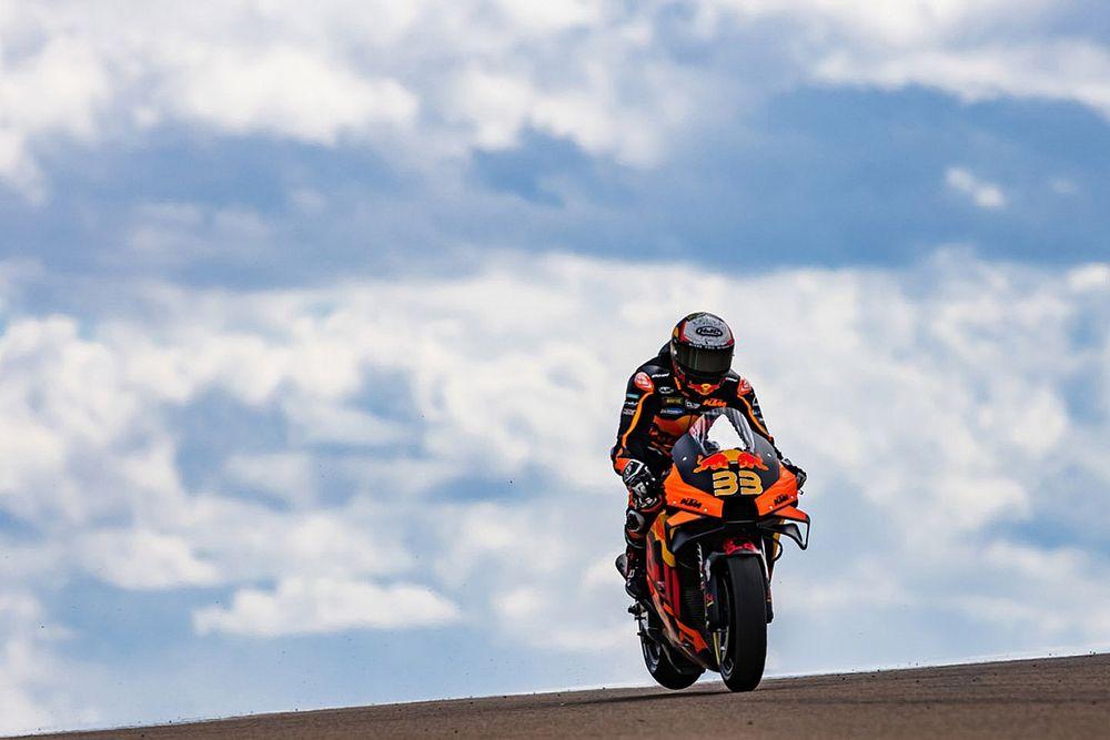 Brad Binder Minta KTM Ambil Langkah Maju Bertahap