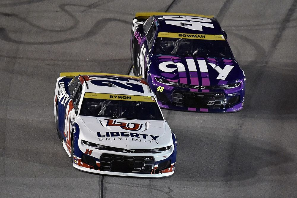 Pair of Hendrick drivers face NASCAR playoff elimination
