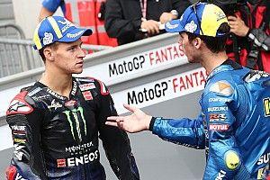 Mir: Druk in MotoGP-titelstrijd ligt nu bij Quartararo