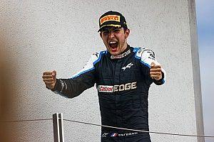 Esteban Ocon Melaju dengan Konsisten