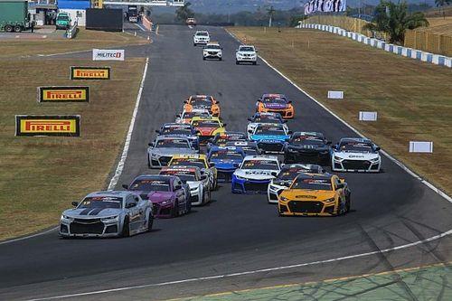 GT Sprint Race volta a Curitiba para mais uma etapa do campeonato Brasil