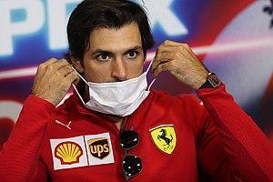 Carlos Sainz 'Kecewa' Charles Leclerc Mampu Cepat di Istanbul Park