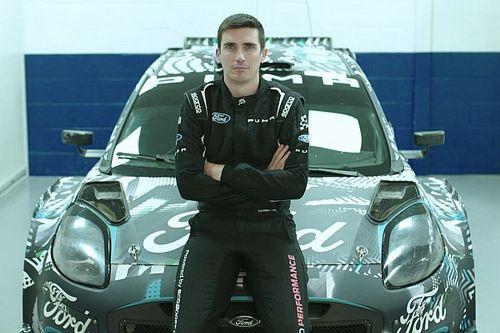 Breen competirá a tiempo completo con M-Sport en el WRC 2022