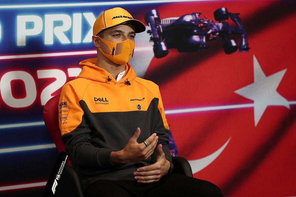 Lando Norris Pede Tampil Cepat di F1 GP Turki