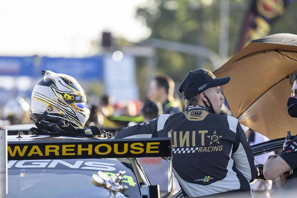 Kostecki lands Tickford Supercars seat to replace Le Brocq