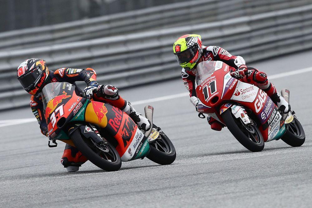 Moto3-Rennen Spielberg 1: Acosta gewinnt dramatisches Duell gegen Garcia