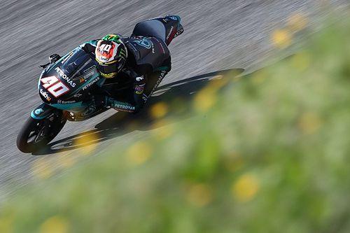 Moto3, Austria, Libere 2: Binder prima della pioggia