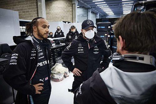 Mercedes bez team orders w sprincie