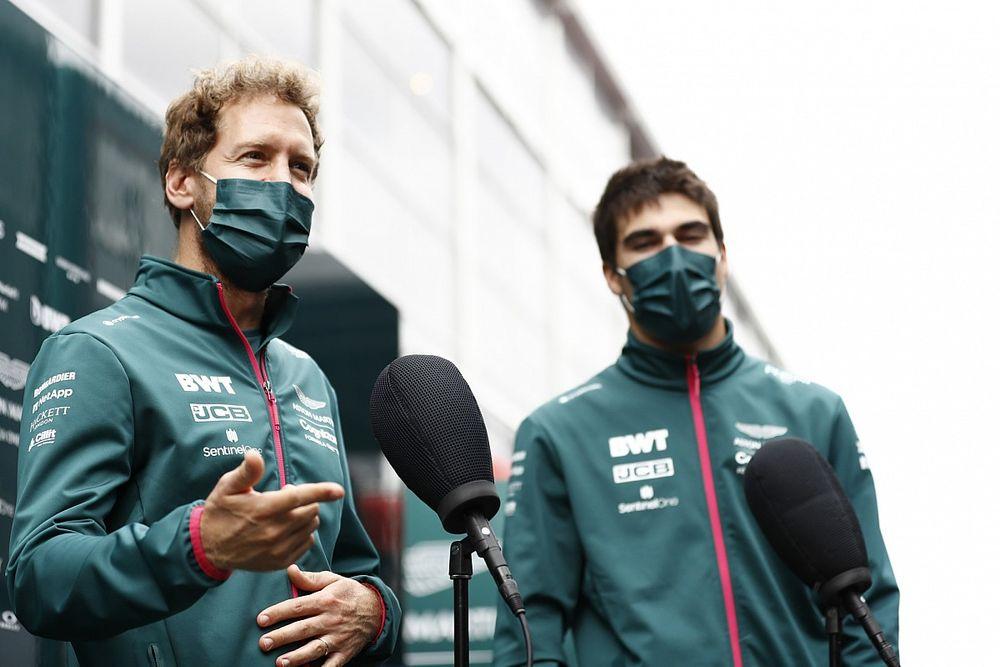 Vettel apunta los cambios necesarios para una F1 más ecológica