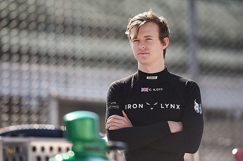 """Ilott considers IndyCar a """"central option"""" for the future"""