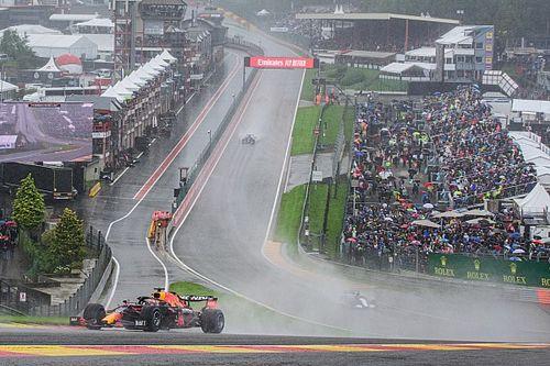 GP Belgia 2021 Pimpin Rekor Balapan Terpendek di F1