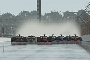 Formula Pro Series: Huis secures dramatic fourth win in wet race