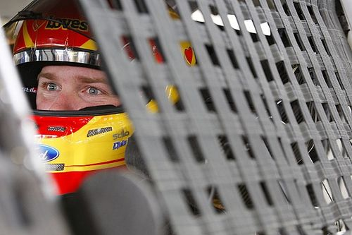 "Buescher's mission at Richmond: ""Stay out of trouble"""