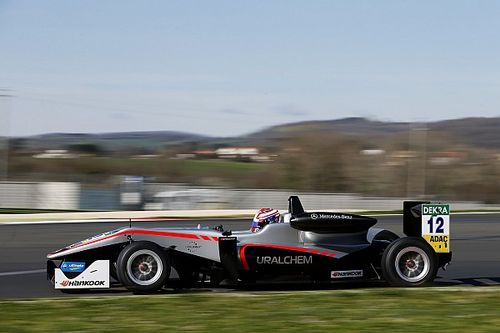 Hungaroring F3: Russell beats Prema trio in first qualifying