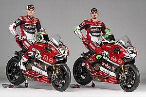 Presentato ad Arezzo il Team Aruba.it - Ducati Superbike