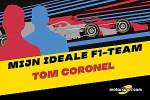 Mijn ideale F1-team: coureur en F1-analist Tom Coronel