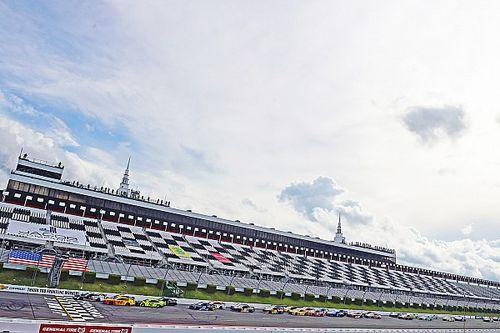 Dwa razy na Pocono Raceway