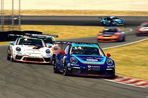 Sánchez se cuela en el top 10 de la primera carrera de la Porsche eSports Supercup 2020