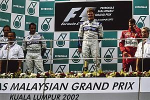 Ralf Schumacher nagy napja, Michael óriási felzárkózása a Ferrarival